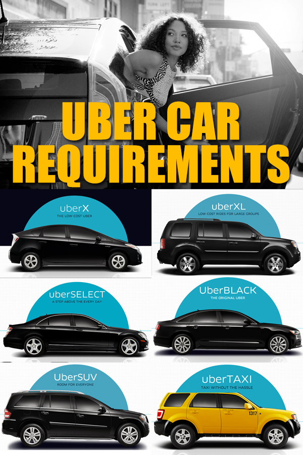 Uber Lux Cars >> Uber Car Requirements Genuine Driver
